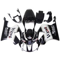 Wholesale West Motorcycle Body Kit - Fairings For Honda VTR1000 RC51 SP1 SP2 00 01 02 03 04 05 06 ABS Plastic Motorcycle Fairing Kit Bodywork Cowlings WEST Body Frame Covers New
