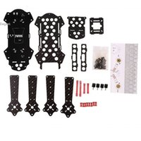 Wholesale Multicopter Quadcopter Frame Kit - Free Shipping New Carbon Fiber Mini Board 250mm MultiCopter Quadcopter Kit Frame for Quadcopter Mulitcopter 57