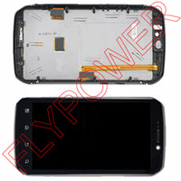 Wholesale Photon 4g - Wholesale-For Motorola Photon 4G MB855 LCD Screen With Touch Screen Digitizer Assembly by free shipping