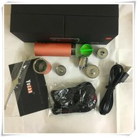 Wholesale Lanyard Kits - Authentic Patent Products Yocan Evolve Plus XL wax dab pen kit Multiple function dabber tool 1400mAh Battery Lanyard yocan evolve plus pen