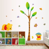 Cheap Temporary Wallpaper winnie pooh nursery wallpaper price comparison | buy cheapest