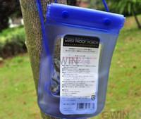 Wholesale waterproof camera plastic bag online - Phone Waterproof Case Phone Waterproof Bag Underwater Waterproof Case Bag Pouch For Digital Camera Phone MP3