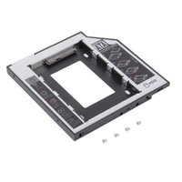 Wholesale Store mm for CD DVD ROM Universal SATA nd HDD SSD Hard Drive Caddy Optical Bay
