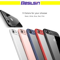 Wholesale Perfect Clear - Auto Focus Phone Case CrystaL Clear & Brilliant Clarity Protection Case Perfect fit with All Iphone 6 7 8 for Iphone X