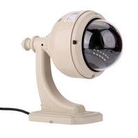Wholesale Easyn Dome - EasyN Outdoor Dome Wifi IP Network Camera Security CCTV System Pan Tilt 0.3Megapixel 22 IR LEDs Waterproof Wireless Surveillance