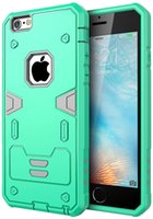 Wholesale Silicone Cases For Iphone China - New Apple iPhone6 6s iPhone 6Plus 6sPlus robot unbreakable phone case Silicone protecting jacket Prevent fall Prevent vibration in China
