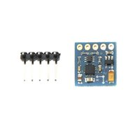 Wholesale Magnetic Field Sensors - GY-271 HMC5883L Module Electronic Compass Module 3 Axis Magnetic Field Sensor for RC Multirotor Quadcopter Helicopter FPV order<$18no track