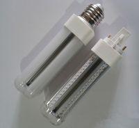 Wholesale G24 Pl - Brand New 12W G24 E27 LED PL Corn Bulb Lamp Bombillas Light SMD 2835 Spotlight 360 Degree AC85-265V