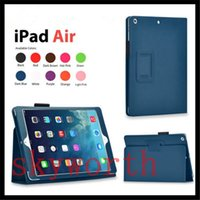 Pour ipad 2017 ipad pro 9.7 10.5 Ipad air mini 2 3 4 5 6 Support magnétique Folio Flip Leather Case