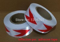 Wholesale Truck Print - Customized printing direction of the arrow truck car motorcycle van traffic signal reflective sticker reflective warning tape