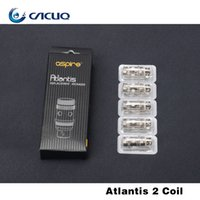 Wholesale Mega T - Original Aspire Atlantis Coil Bottom Vertical Coil Atomizer BVC Coil Heads for Aspire Atlantis 2   Mega T