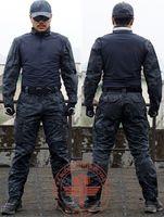 Wholesale Tactical Camo Uniforms - Chief Rattlesnake Camo Tactical SEAL MANDRAKE Set Shirt Pants Uniform Kryptek style Combat Gen2 G2 Outer Garment supperdry Coat