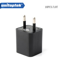 15pcs / lot 32GB 1080P USB Spy Camera Adaptador AC USB Wall Charger Camcorder DV Vigilância Câmera escondida