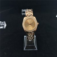 Wholesale Perpetual Women - Gold Man James Bond Watch Diamond Bezel Mens Watches Geneva Watch Calculator Watch Geneva Watches Women Watches Brand Perpetual