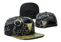 Wholesale Cap Hater - Hater Gold Chain Snapback Caps Hats ,Men's Accessories, Hat,Fashion Street Men Headwears Cap,Hater Full Snakeskin Gold Chain Strapback Hat