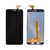 Wholesale alcatel one touch mini idol - Wholesale-Touch For Alcatel One Touch Idol mini 6012 OT6012 6012A 6012D 6012W 6012X LCD Display with Touch Screen Digitizer Free Shipping