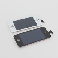ingrosso telaio di montaggio lcd 4s-Garanzia Wholesale-100% per iPhone 4s Display LCD + Touch Screen Digitizer + Frame Assembly Bianco Nero 111