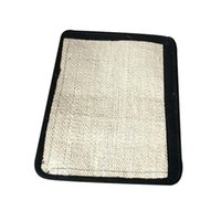 Sisal naturel chat gratter Post Tapis arbre grimpant chat Scratch Board chaton grattoir Post Pole Toy protection meubles pied