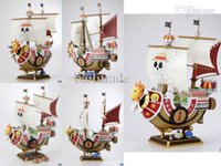 Thousand Sunny action des navires de gros-Japan Anime POP One Piece Figure 9