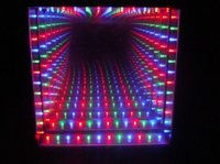 Wholesale Stage Floor Tile - 2016 Hot Factory on Sales New disco bar stage led lights led floor ,LED mirror tiles best effect dmx512 control