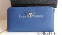 Wholesale Leather Money Wallet For Women - Wholesale-2015 new arrial famous designers brand top quality genuine leather lady wallet clutch money bags for women lack purse M1132
