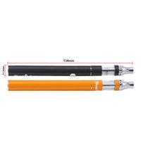 Wholesale E Cigarette V9 Batteries - New product liberty v9 e-cigarette starter kits vape pen green oil tank atomizer 380mah 510 thread battery 8845