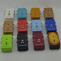 Wholesale Guitar Loop - Boutique Custom China True Bypass guitar switchable effects loop looper pedal