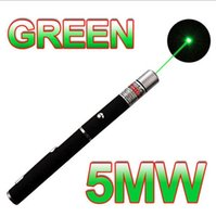 Wholesale Teacher Pen Pointer - 5MW 5 mW High Power 532NM Green Laser Lasers Beam Pointer Pointers point Pen Astronomy Puntero for PPT MEETING TEACHER MANAGER