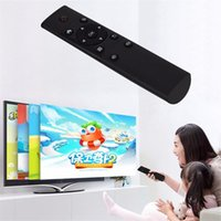 Wholesale Controle Remoto Wireless - FW1S Black Controle Remoto FM4 2.4GHz Wireless Keyboard Remote Control Air Mouse For M8S MXQ Pro S905 Android TV Free Shipping