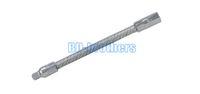"Wholesale Flexible Wrench - 1 4"" Drive Flexible Socket Extension Bar Ratchet Flex Auto Mechanic tool Socket Wrenches Ratchet Extension Flex Bars 400pcs lot"