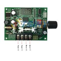Wholesale Pwm Motor Speed Regulator - SCM 7-42V 350W dc motor PWM speed controller with Digital tube,gear motor rotary speed controller,dc motor regulator