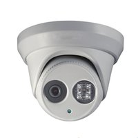 Hik 4 MP WDR DS-2CD2342WD-I POE 4MP CCTV-Kamera Fixed IR Dome 3DNR IP66 HD 1080P Überwachungskamera Reine englische Version
