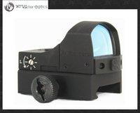 Wholesale Gun Mini Camera - TAC Vector Optics 1x22 Camera Micro Reflex Green Dot Scope   5 Levels 3 MOA Dot Mini Gun Sight fit 12GA Shotgun 9mm Pistol