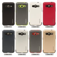 Wholesale S7562 Tpu Cases - Caseology Mars Hybrid Shockproof Armor TPU Hard Cover silicone Case for Samsung Galaxy G313 G360 G355 G3502 G530 G7106 S7262 S7562 I9082