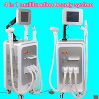 Wholesale Vertical Hair - Vertical SHR IPL laser hair removal machine Most Popular SHR IPL laser hair removal Nd Yag Laser Tattoo removal machine