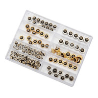 Wholesale watch crown parts online - 60pcs Watch Crown for Rolex Copper mm mm mm Silver Gold Repair Accessories Assortment Parts