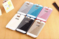 Wholesale Cover One M7 - HTC One A9 Glitter Blingbling Plastic Hard Back Protective Case Shell Skin for HTC One M7 M8 M9 Bling Cover Case