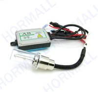 Wholesale Hid 35w Lamp Motorcycle - Motorcycle hid H6-3 Hid Xenon Lamp 35w Hid Conversion Kit Motorcycle Bike HID Hi Low Beam Bi-xenon
