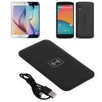 Drahtloser Ladegerät-sender Kaufen -MC-02A Qi Standard Universal Ladegerät Pad Wireless Power Bank Tragbare Sender Accessary Für Samsung Galaxy S6 S7 Rand Iphone 8 Hinweis 8
