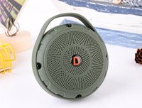 Wholesale Mini Portable Travel Speaker - Mini Pocket Portable Bluetooth speaker travel hike walk run sport outdoor wireless heavy Bass shocking voice HiFi Music speaker box MIS043