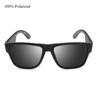 Wholesale Vintage Sports Cars - Wholesale-Fashion Suqare Sport Polarized Sunglasses Car Driving Outdoor Men Women Big Frame Hip Sun Glasses UV400 Male Vintage Goggles