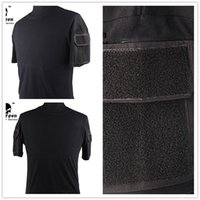 Wholesale Emerson Shirts - Wholesale-EMERSON t shirt Navy Seal style operation tactical T-shirt S-XL