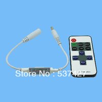 Wholesale Mini Factory Warranty - Wholesale-Factory Exports DC5V~24V Voltage Input Wireless Mini Dimmer for LED Lighting with 2 Years' Warranty CE, RoHS Certified