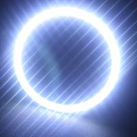 Wholesale Eye Angels - New Arrival!!!!1pair(2pcs) 36SMD Car Led Headlight 2835 Angel Eye LED Halo Ring Angel Eyes Warning Lamps White Blue Red Free Shipping