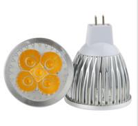 Wholesale Mr16 Led 12v 15w Epistar - MR16 12V LED Light Bulb 9W 12w 15w High Power mr 16 LED Spot Light Bulb Lamp White Warm White Bulb lamp