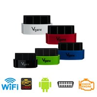 VGATE iCar3 IOS vGATE WiFi OBD2 ELM327 PC Android V3.0 OBD2 carro diagnóstico Scanner para Iphone, Ipad, ect