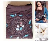 Wholesale Meitai Baby Carrier - HOT Minizone MEI TAI Meitai 3 in 1 Baby Carrier, Front, Back or Hip Carry, Cotton Baby sling Free shipping DHL 30