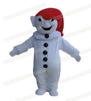Wholesale Mascot Human - Fast Delivery clown mascot costume human mascot Adult Fancy Costume Party dress
