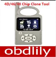 programador de chips de coche bmw al por mayor-El más nuevo 4D Clone Tool CBAY Hand-held Key Car Copiadora Auto Key Programmer para 4D / 46/48 Chip 4D Clone Tool Fast Envío Gratis