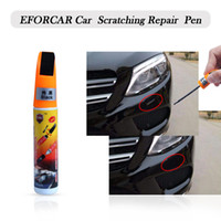 Wholesale Touch Up Paint Repair - Car Auto Scratching Repair Touch Up Paint Pen White Black Silver 3 Colors Free Shipping